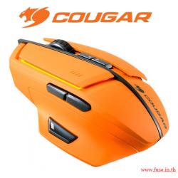 เมาส์ Cougar Mouse 600M Orange