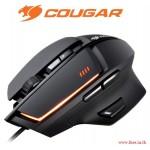 เมาส์ Cougar Mouse 600M Black