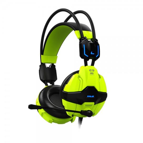 หูฟัง E-Blue Cobra EHS902 Green