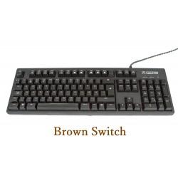 คีย์บอร์ด Fnatic RUSH Gaming Mechanical Keyboard (Brown SW)