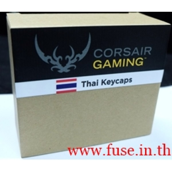 ปุ่มคีย์บอร์ด Corsair Keycaps Thai