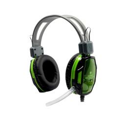 หูฟัง Nubwo HEQL-A6 Headset (Green)