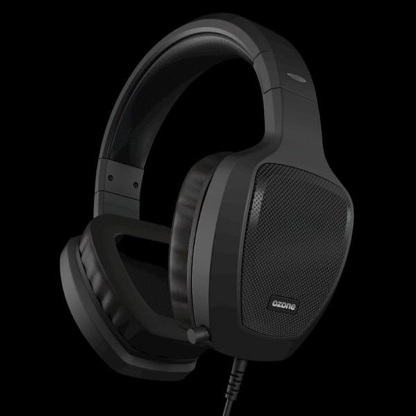 หูฟัง Ozone Rage Z50 Black Gaming Headsets