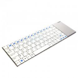 คีย์บอร์ด Rapoo Keyboard Wireless E2700 (White)
