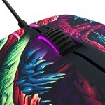 เมาส์ SteelSeries RIVAL 300 CS:GO Hyper Beast Edition