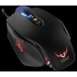 เมาส์ Corsair Gaming M65 RGB Laser Gaming Mouse black