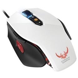 เมาส์ Corsair Gaming M65 RGB Laser Gaming Mouse White
