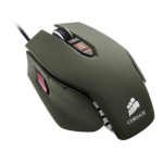 เมาส์ Corsair Vengeance M65 FPS Laser Gaming Mouse Military Green