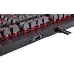 คีย์บอร์ด Corsair STRAFE Mechanical Gaming Keyboard (Cherry MX Red)