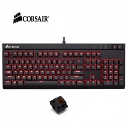 คีย์บอร์ด Corsair STRAFE Mechanical Gaming Keyboard (Brown SW)