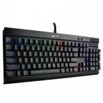 คีย์บอร์ด Corsair K70 RGB Brown SW Mechanical Gaming Keyboard