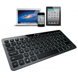 คีย์บอร์ด Logitech Bluetooth Illuminated Keyboard K810