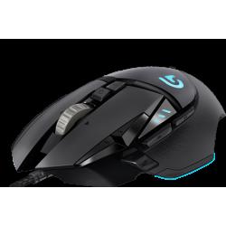 เมาส์ Logitech G502 Proteus Spectrum RGB Tunable Gaming Mouse