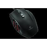 เมาส์ Logitech G600 MMO Gaming Mouse
