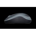 เมาส์ Logitech Wireless Mouse M185 (สีเทา)