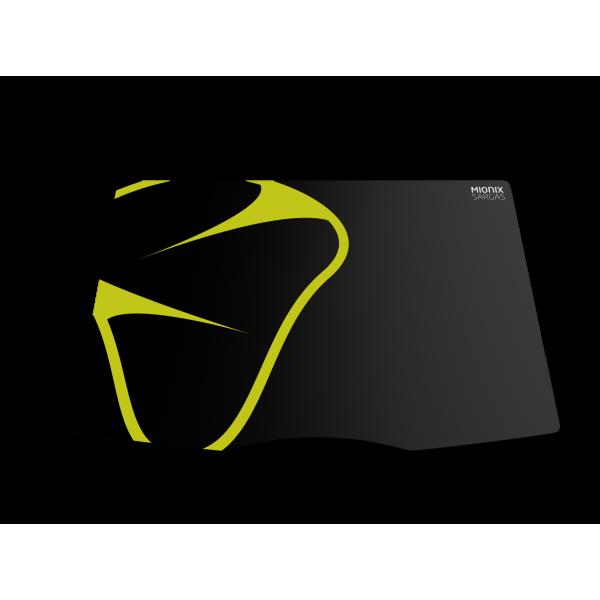 แผ่นรองเมาส์ Mionix New Sargas Microfiber Gaming Surface Size M