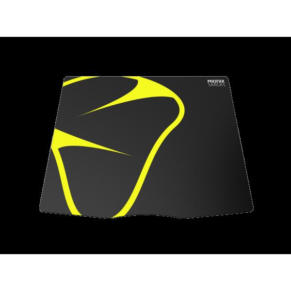 แผ่นรองเมาส์ Mionix New Sargas Microfiber Gaming Surface Size S