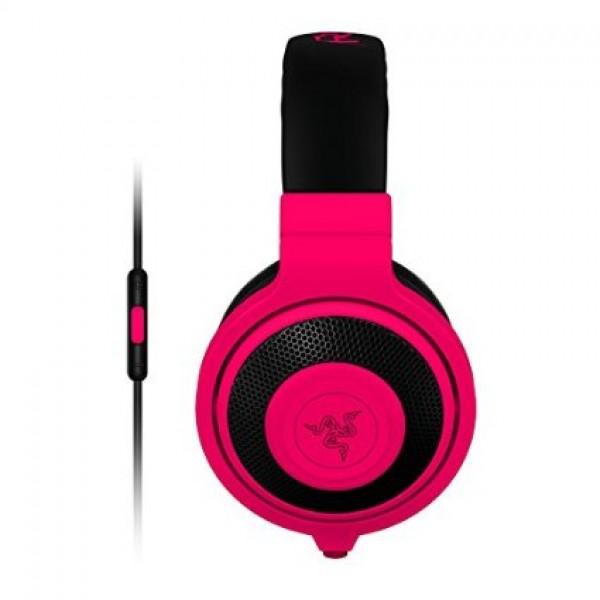 หูฟัง Razer Kraken Mobile Neon Headset (Red)