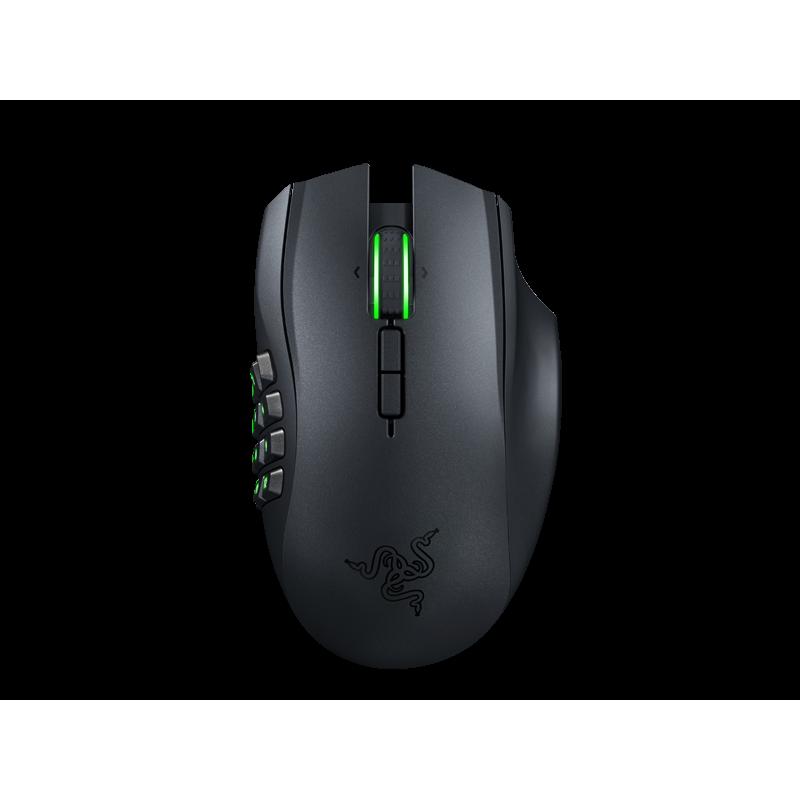 Razer Naga Epic Chroma Wired Wireless Gaming Mouse
