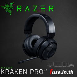 หูฟัง Razer Kraken Pro V2 Gaming Headset - Black