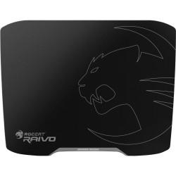 แผ่นรองเมาส์ ROCCAT RAIVO Midnight Black Gaming Mousepad