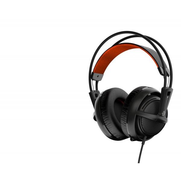 หูฟัง SteelSeries Siberia 200 Gaming Headset (Black)