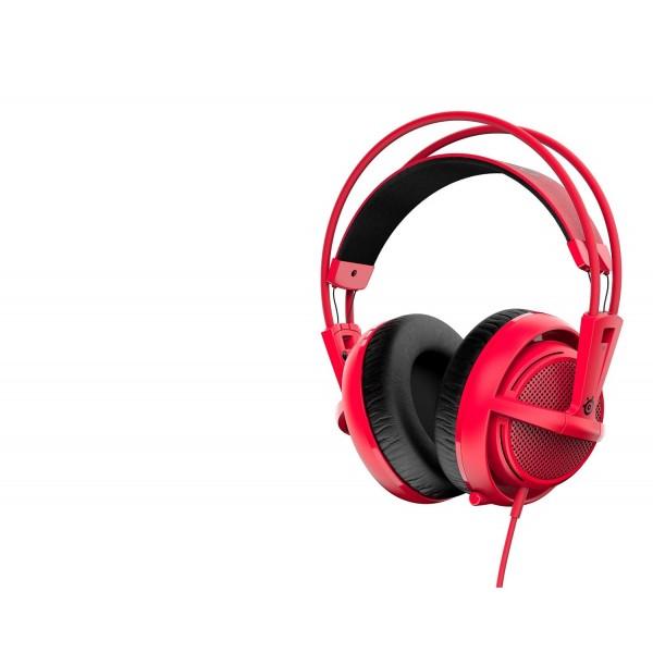 หูฟัง SteelSeries Siberia 200 Gaming Headset (Forged Red)