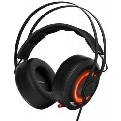หูฟัง SteelSeries Siberia 650 Black Headset