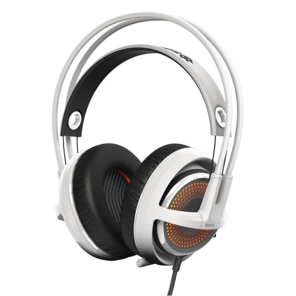 หูฟัง SteelSeries Siberia 350 Gaming Headset - White