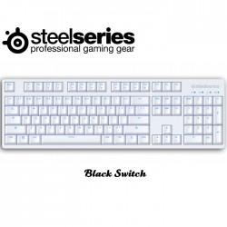 คีย์บอร์ด SteelSeries Apex M260 Frost Blue (US) Black Kailh Switch
