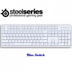 คีย์บอร์ด SteelSeries Apex M260 Frost Blue (US) Blue Kailh Switch