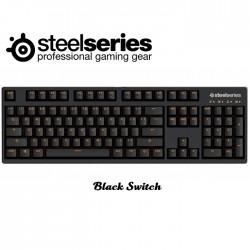 คีย์บอร์ด SteelSeries Apex M260 Heat Orange (US) Black Kailh Switch