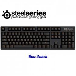 คีย์บอร์ด SteelSeries Apex M260 Heat Orange (US) Blue Kailh Switch