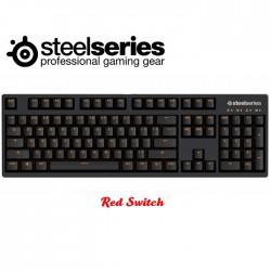 คีย์บอร์ด SteelSeries Apex M260 Heat Orange (US) Red Kailh Switch