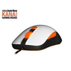 เมาส์ SteelSeries Kana V2 mouse WHITE