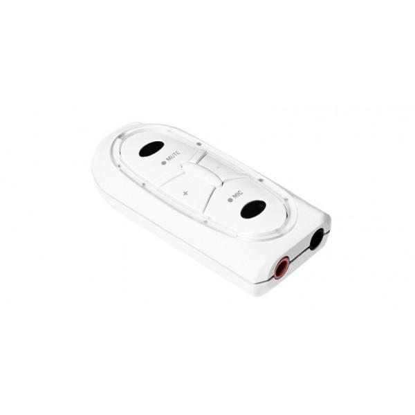 การ์ดเสียง SteelSeries Siberia Soundcard USB (white)